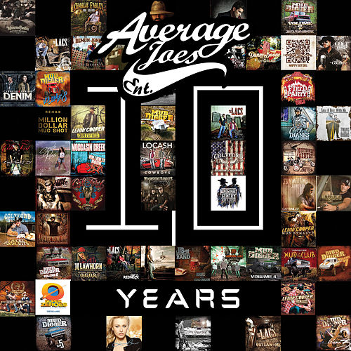 Average Joes: 10 Years by Various Artists
