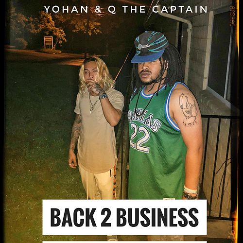 Back 2 Business by Yohan