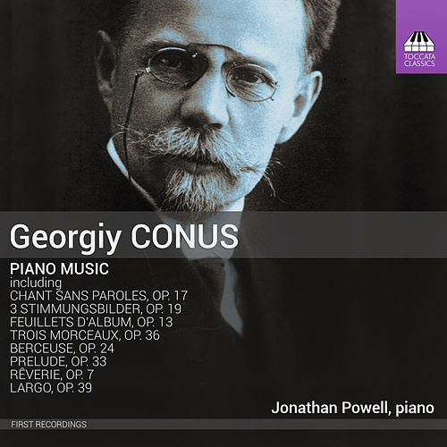 Conus: Piano Music by Jonathan Powell