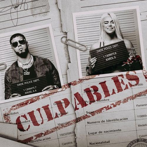 Culpables de Anuel Aa & Karol G