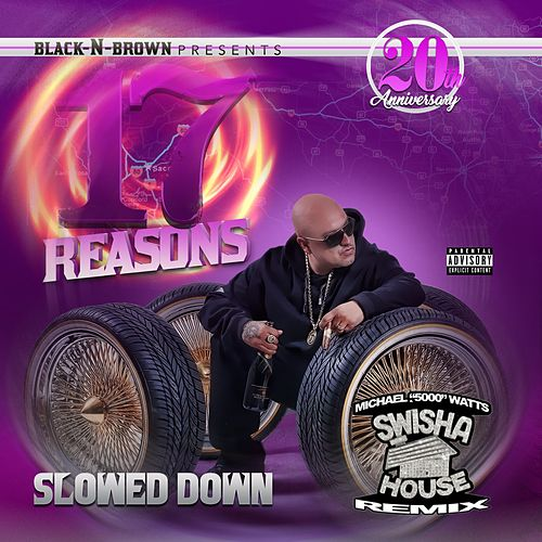 17 Reasons (Screwed & Chopped Swishahouse Remix) by DJ Michael Watts