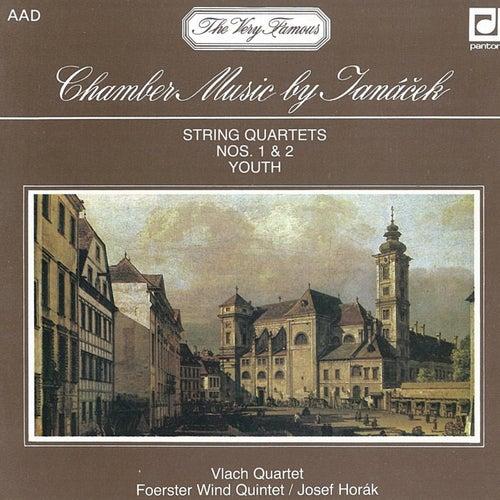 Janacek:   String Quartets Nos. 1 & 2, Youth de Various Artists