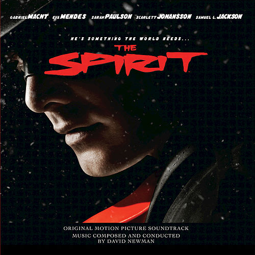 The Spirit (Original Motion Picture Score) de David Newman