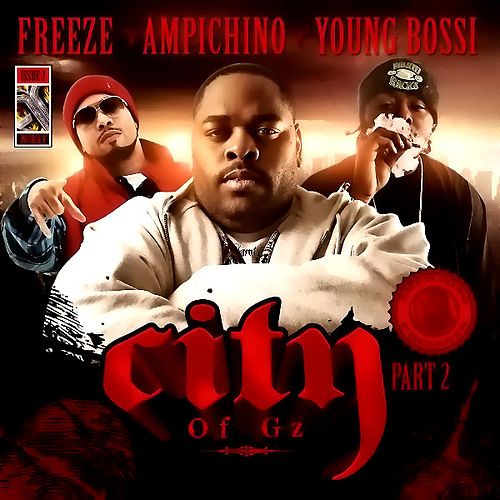 City Of G'z Part 2 by Various Artists