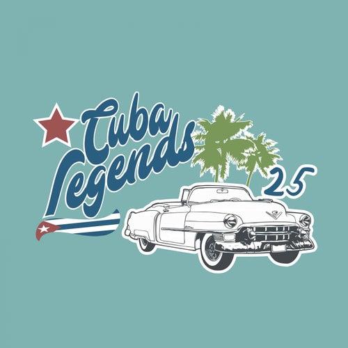 Cuba Legends, Vol. 25 de Various Artists
