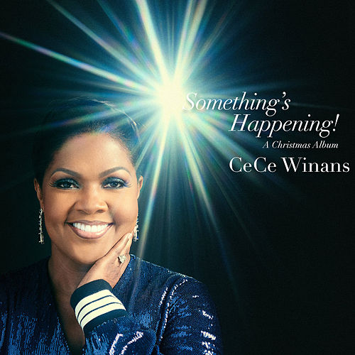 Something's Happening! A Christmas Album de Cece Winans