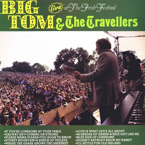 Live at the Irish Festival by Big Tom