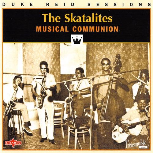 The Skatalites - Musical Communion von Various Artists
