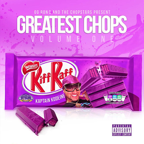 Greatest Chops, Vol. 1 by Riff Raff