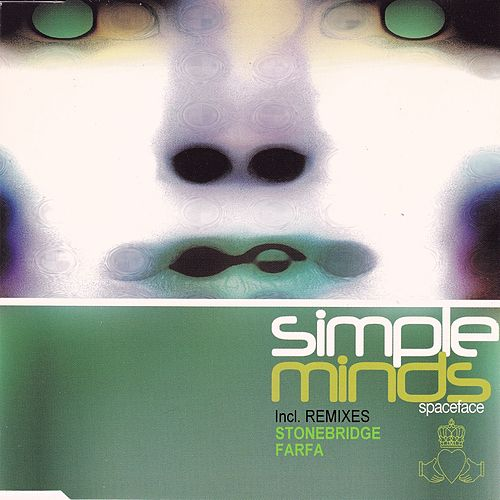 Spaceface (Remixes) by Simple Minds