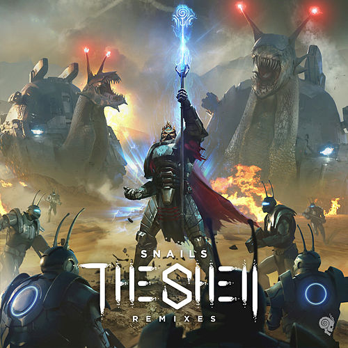 The Shell (Remixes) de Snails