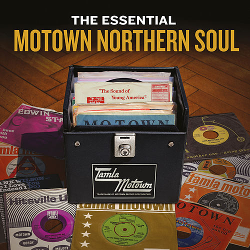 Essential Motown - Northern Soul de Various Artists