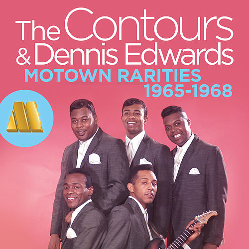 Motown Rarities 1965-1968 de The Contours