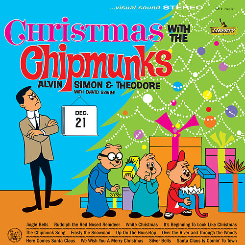 Christmas With The Chipmunks by The Chipmunks