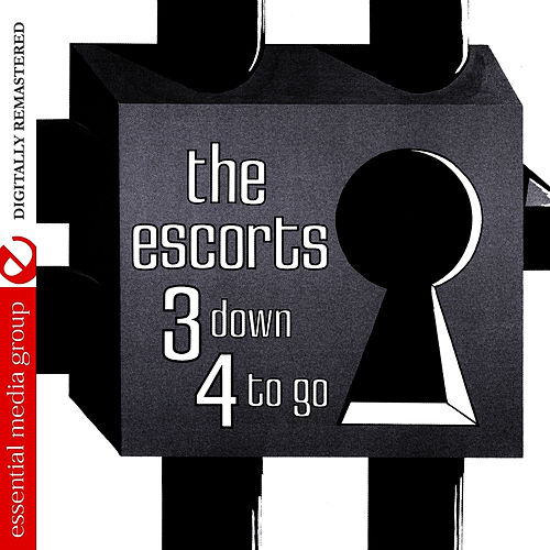 3 Down 4 To Go (Digitally Remastered) by The Escorts