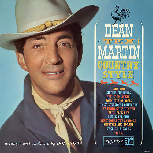 Country Style by Dean Martin