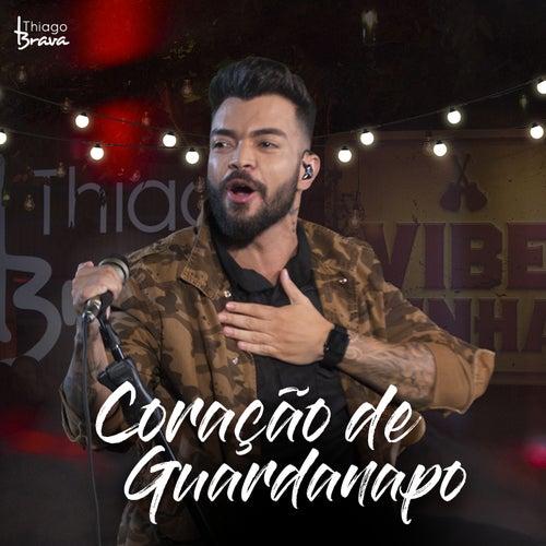 Coração de guardanapo (Ao vivo) de Thiago Brava