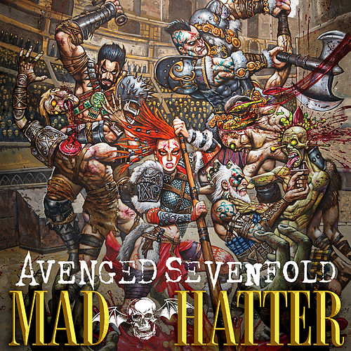 Mad Hatter by Avenged Sevenfold