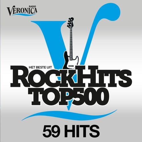 Veronica Rock Hits Top 500 van Various Artists