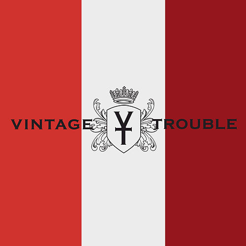 My Whole World Stopped without You by Vintage Trouble