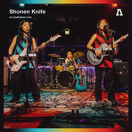 Shonen Knife on Audiotree Live de Shonen Knife