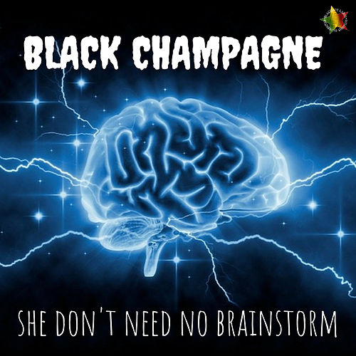 She Don't Need No Brainstorm von Black Champagne