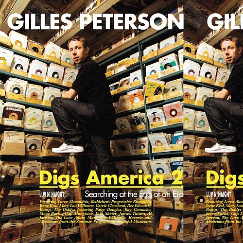 Gilles Peterson Digs America Vol.2 de Various Artists