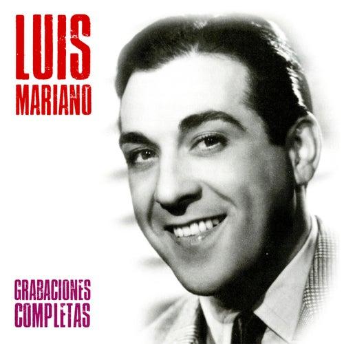 Grabaciones Completas (Remastered) von Luis Mariano