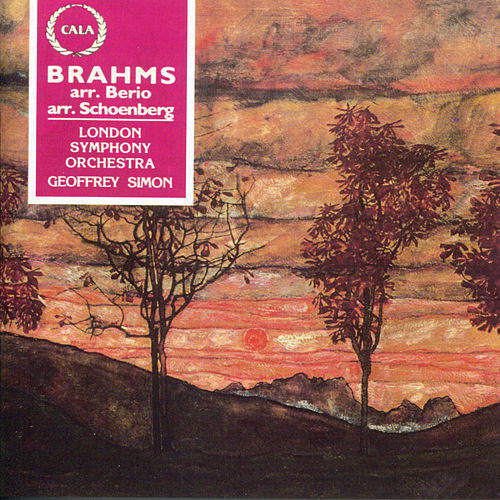 Brahms: Piano Quartet in G Minor Op.25; and Op.120, No.1 for Clarinet and Orchestra de London Symphony Orchestra