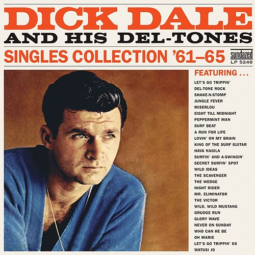 Singles '61-65 by Dick Dale