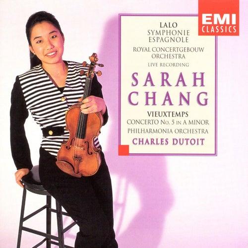 Vieuxtemps/Lalo Violin Concertos de Sarah Chang