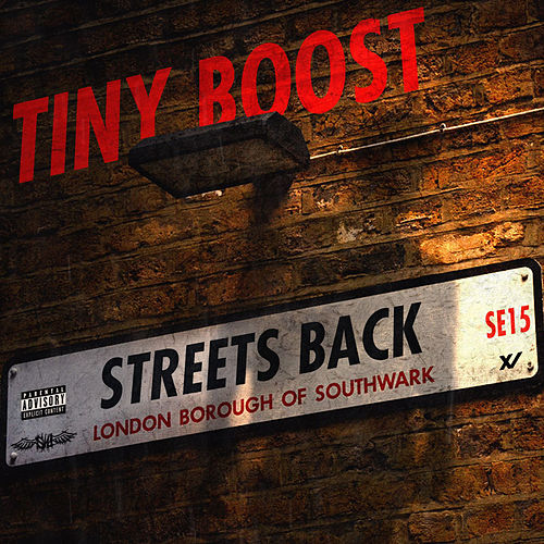 Streets Back von Tiny Boost