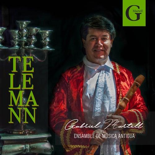 Telemann de Gabriel Martell