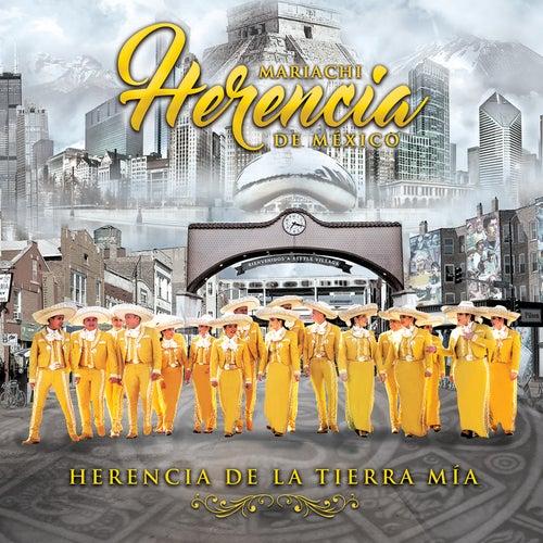 Herencia de la Tierra Mia by Mariachi Herencia De Mexico