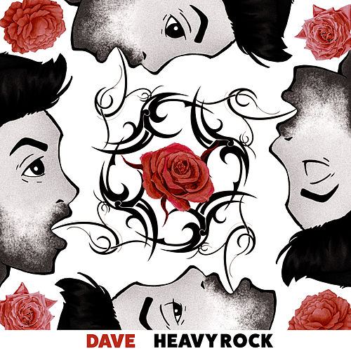 Heavy Rock: Great Hits Hard Music, Compilation Electric Guitar, Metal Rhythms de Dave