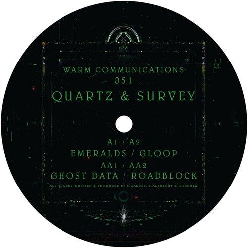 Emeralds EP de Quartz