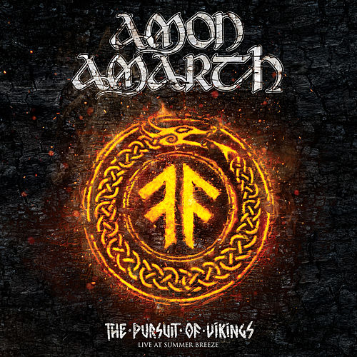 The Pursuit of Vikings: Live at Summer Breeze by Amon Amarth