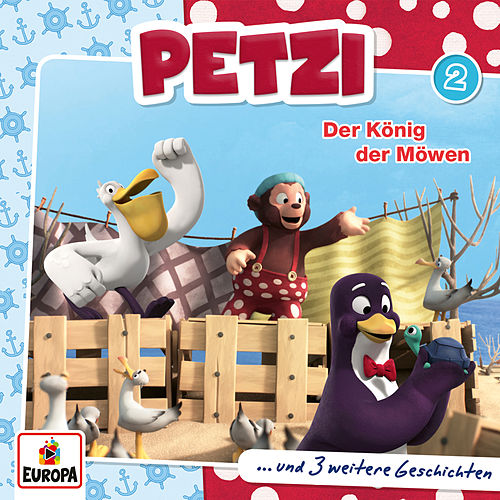 002/Der König der Möwen von Petzi