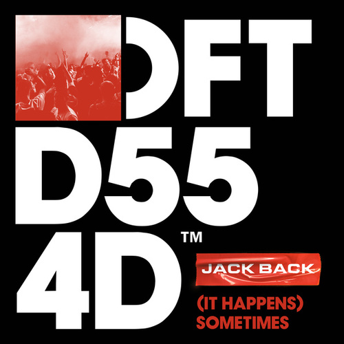 (It Happens) Sometimes (Extended Mix) von Jack Back