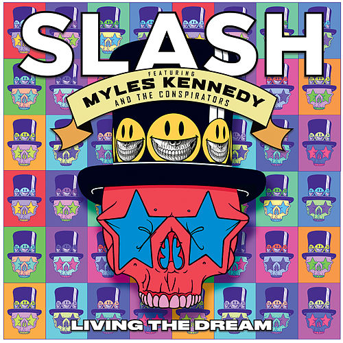 Living the Dream von Slash