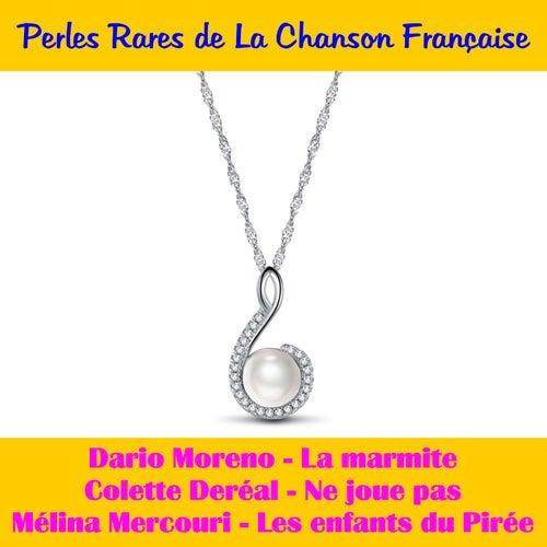 Perles rares de la chanson francaise de Various Artists