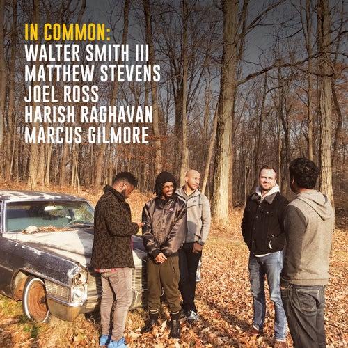 In Common: Matthew Stevens, Walter Smith III, Joel Ross, Harish Raghavan & Marcus Gilmore by Walter Smith III