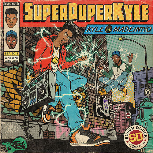 SUPERDUPERKYLE (feat. MadeinTYO) de KYLE