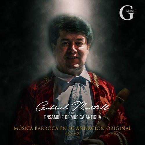 Música Barroca en Su Afinación Original 432 Hz von Gabriel Martell
