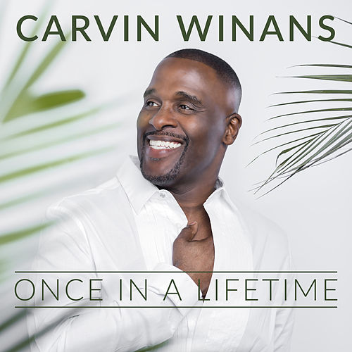 Once in a Lifetime de Carvin Winans