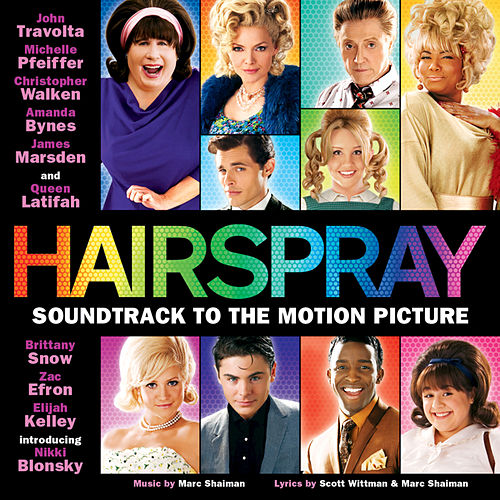 Hairspray: Soundtrack To The Motion Picture de Various Artists