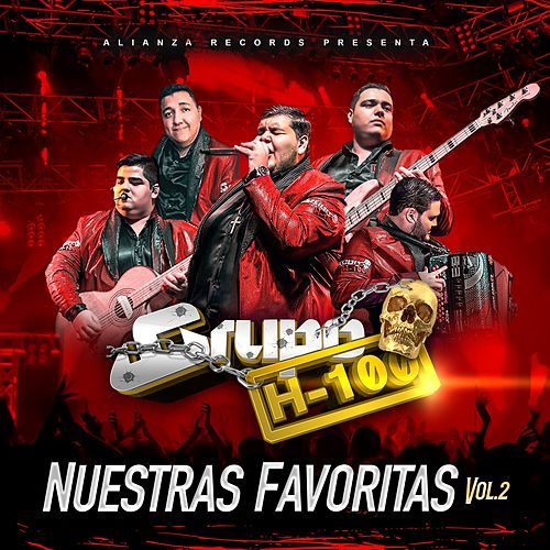 Nuestras Favoritas, Vol. 2 (En Vivo) by Grupo H100