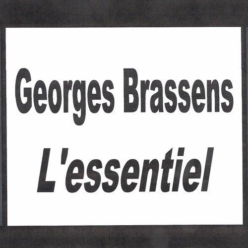 Georges Brassens - L'essentiel de Georges Brassens