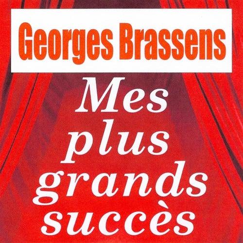 Mes plus grands succès de Georges Brassens