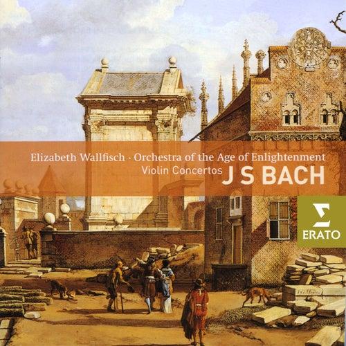Bach - Violin Concertos von Elizabeth Wallfisch